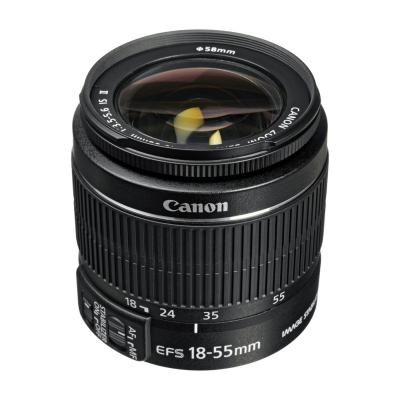 CANON 18-55MM F/3.5-5.6 IS II